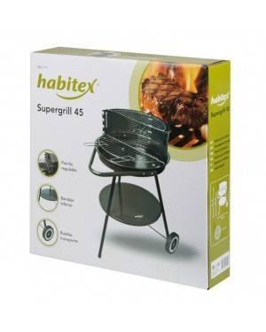 HABITEX Barbecue Charcoal Supergrill 45 Habitex