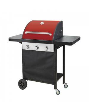 HABITEX Gas Barbecue Bontempo R124 Habitex