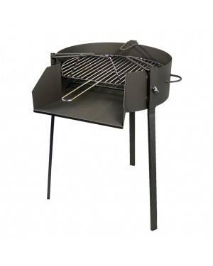 Barbecue with paella pan D70 x 75 cm IMEX EL ZORRO