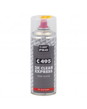 HB BODY Lacquer Express Spray 2K 495 HBBody
