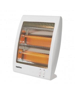 HABITEX ESTUFA DE CUARZO E341 800W HABITEX