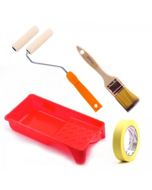 Dami Paints Kit Accessori Smalto Mini Velour