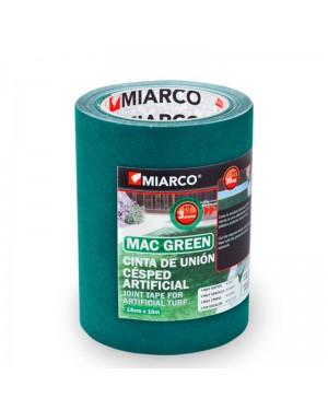 Miarco Tape Union Artificial Grass MAC GREEN 15CM X 10M