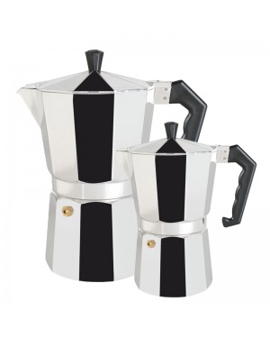 Máquina de café clássica de alumínio EHL HABITEX