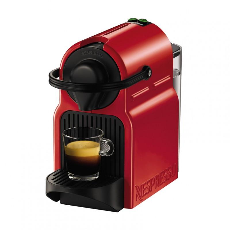 EHL Nespresso Coffee Maker INISSIA XN1005 Red