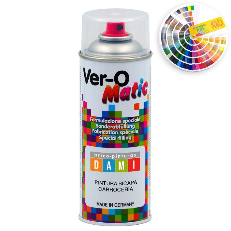 Dami Spray Bilayer Body Paint RAL Colors 400 ML