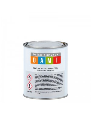 Dami Paints Body Paint Bilayer All Brands