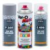 Brico-pinturas Dami Kit Spray Bicapa Carrocería Todas las marcas + Aparejo + Barniz