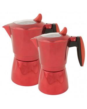 EHL Coffee Maker Indução de alumínio HABITEX