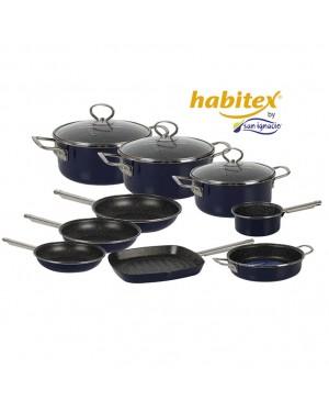 HABITEX Casserole with lid Habitex San Ignacio