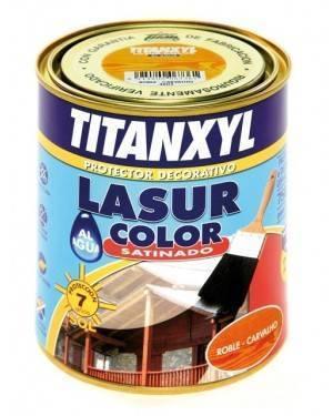 Titan Lasur Titanxyl Satin Water 4L