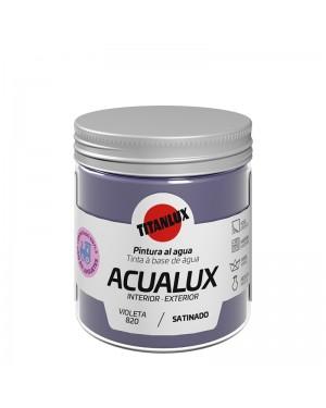 Titan Water-based paints Acualux Blue Colors Titanlux