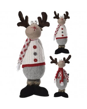 HABITEX Decorative reindeer 53 cm 3 assorted models