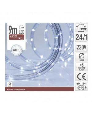 Kit EHL 9 m de mangueira decorativa microLed Cool White