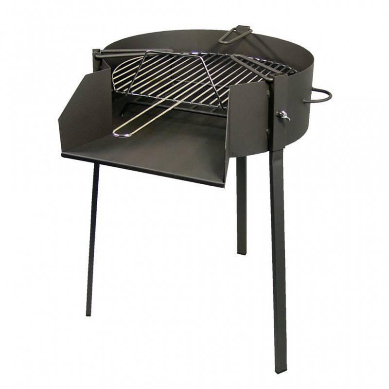 Imex El Zorro Barbecue w / Paella support D70 x 75 cm IMEX EL ZORRO
