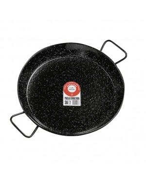BELSEHER Vitrified steel paella pan BELSEHER