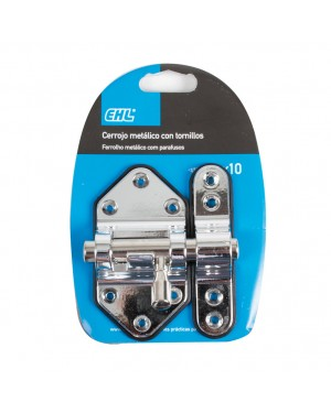 EHL Chrome Latch with Plastic Base EHL