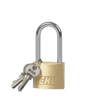 EHL EHL High Shackle Brass Padlock
