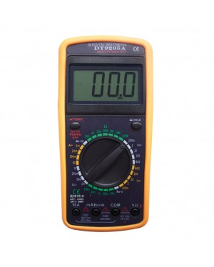 SILVER SILVER DT-9205A Digital Multimeter