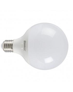 Lâmpada globo LED DUOLEC 15W G95 3000K luz quente