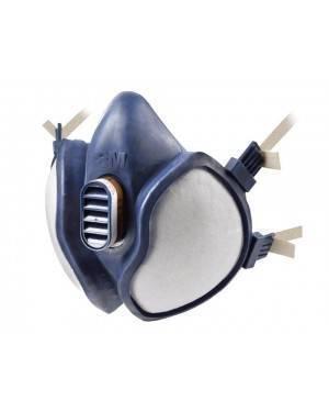 Gaz et vapeurs de masque 3M 3M 4251 FFA1P2D