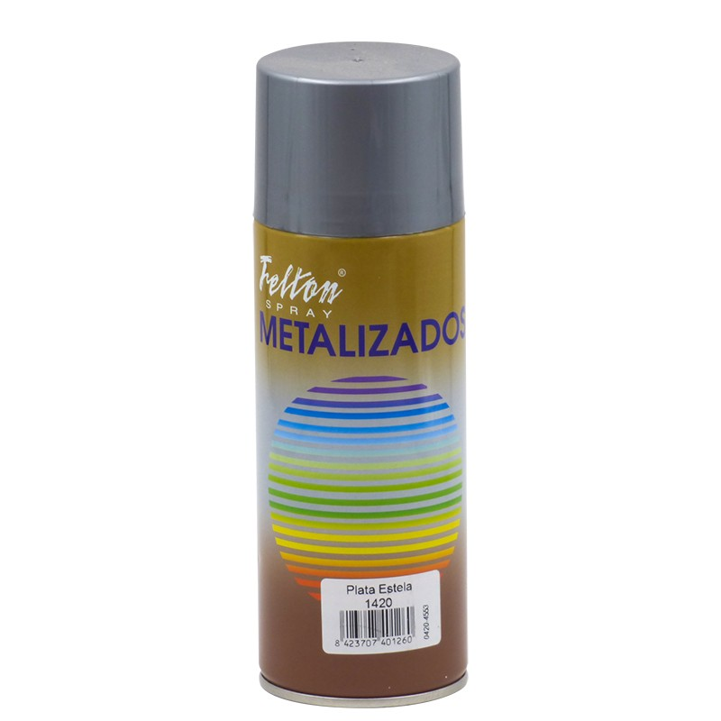 Felton Spray Silver Metallic Felton 400 ml