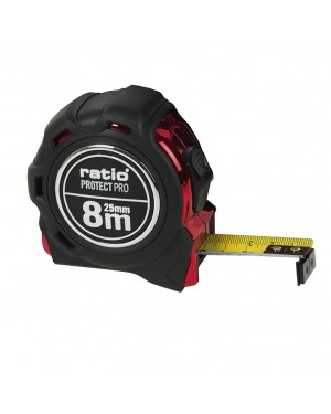 RATIO Flexometer 8m RATIO Protect Pro magnetic