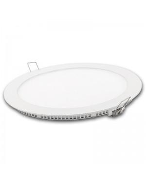 Alfa Dyser Downlight LED Round White 18w Cold Light
