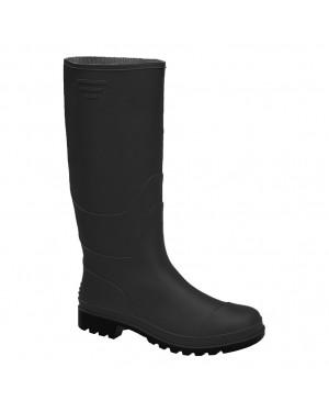 RATIO STARTER Storm black high top rain boots