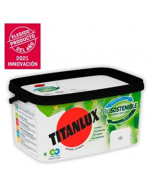 Titan 4L Titanlux Balde de tinta bio-sustentável