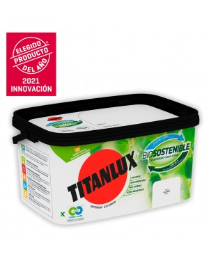 Titan 4L Titanlux Bio-sustainable paint bucket