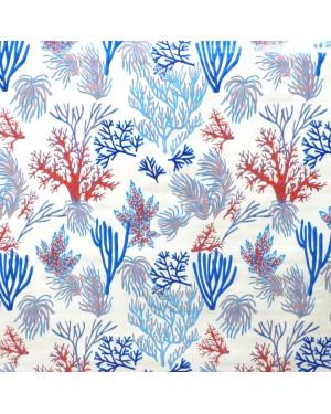 DINTEX Tablecloth Rubber QD-TEX Coral Model 140 x 100 cms