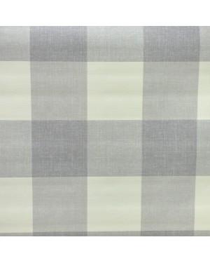 Toalha de mesa DINTEX Borracha QD-TEX Modelo Max Square Cinza 140 x 100 cms