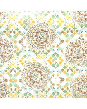 DINTEX Fleece Tablecloth Agadir Model 140 x 100 cms