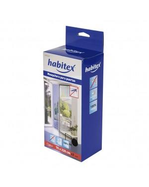 HABITEX Mosquiteiro para portas 75x220 cm HABITEX 2 unidades.