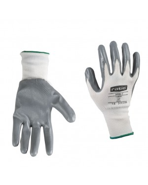 RATIO Nitrile Coated Polyester Glove RATIO Work-2