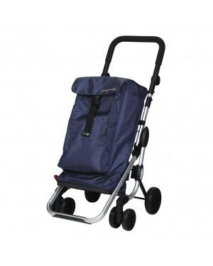 PLAYMARKET Folding Shopping Cart Go Up Promo Blue