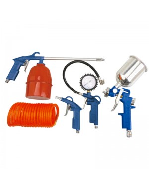 Pistola RongPeng e kit de acessórios RongPeng RP8031K5-G