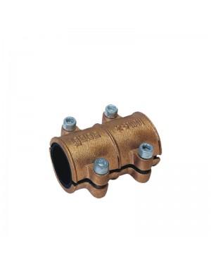 Gebo Copper Pore Plug Clamp 15 mm
