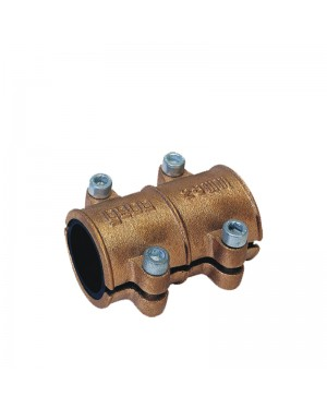 Gebo Copper Pore Clamp 18 mm
