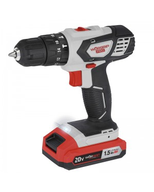 WorGrip Drill Driver Battery 20V 1,3Ah WorGrip