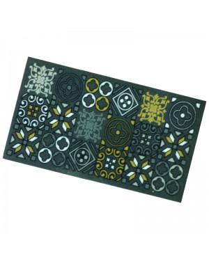 DINTEX Flock Rubber Doormat Domus Cascais 40 x 70 cms
