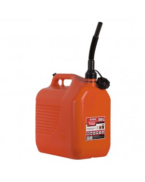 TAYG 10 liter fuel can with TAYG nozzle