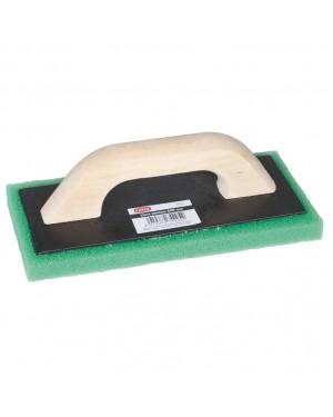 RUBI Rectangular trowel Nylon sponge base
