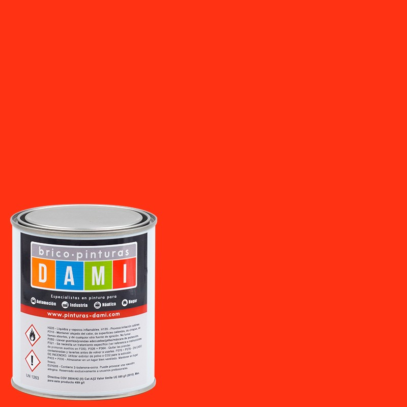 Brico-paintings Dami 2L Fluorescent Body Paint