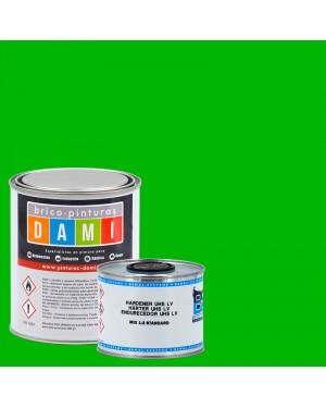 Brico-Paints Dami Monolayer Bodywork High Glossy UHS 2K Fluorescent 1L
