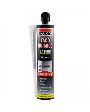 Quilosa Taco Químico CA 1400 Vinylester 280ML Soudal