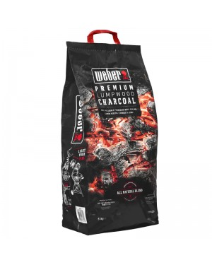 WEBER Charcoal briquettes for barbecues 5 kgs.