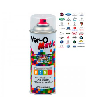 Brico-paintings Dami Spray Two-coat Bodywork All Brands 400 mL
