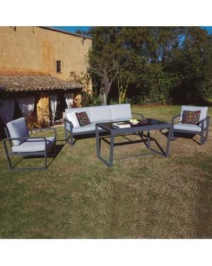 CADENA88 ZADAR aluminum garden set